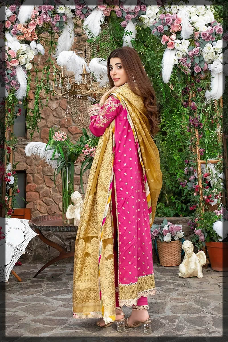 pastel hot pinkpastel hot pink eid dress eid dress
