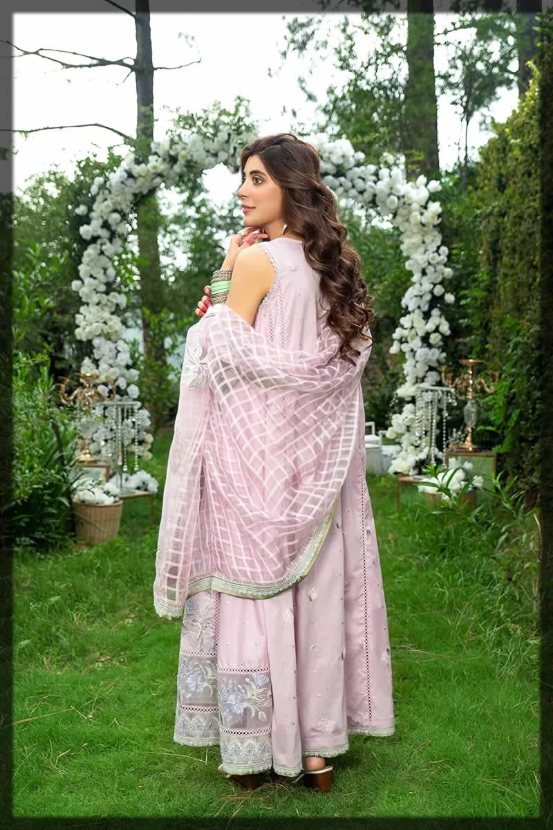 pastel pink eid attire