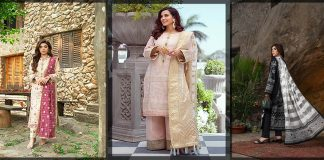 Latest Rang Rasiya Eid Collection 2021 Unstitched Dresses with Prices