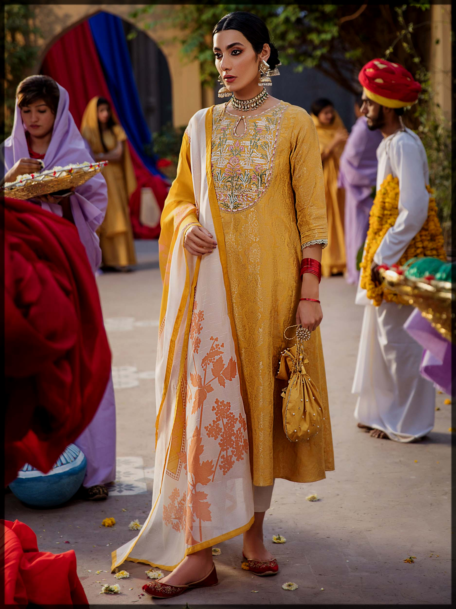 stunning Limelight Eid Collection for women