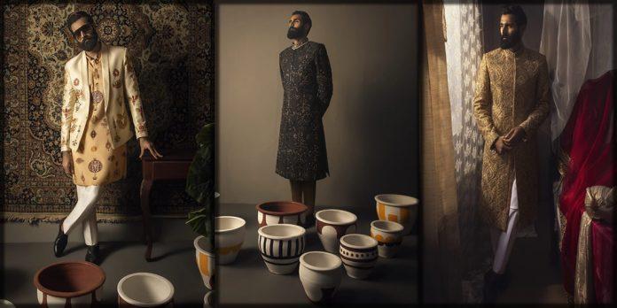 Ali Xeeshan Groom's Collection