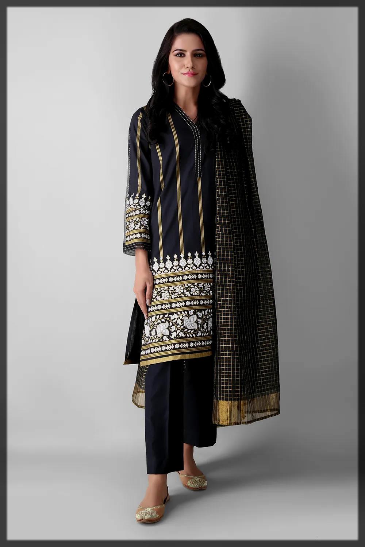 Beautiful Khaadi Eid-ul-Adha Collection for women