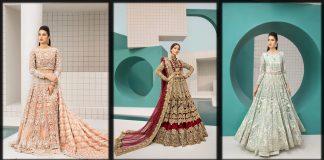 Erum Khan Bridal Collection 2021 Designer Dresses for Wedding