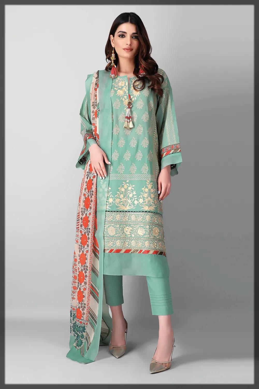 Khaadi Eid-ul-Adha Unstitched Collection