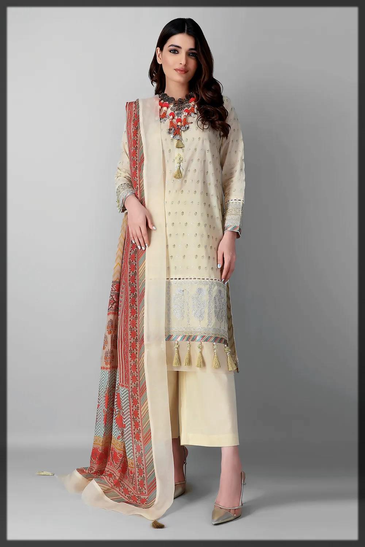 Latest Khaadi Eid-ul-Adha Unstitched Collection