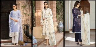 Taana Baana Eid Collection 2021 Embroidered Lawn Dresses with Prices