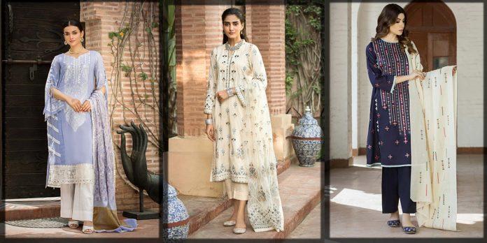 Latest and Beautiful Taana Baana Eid Collection for women