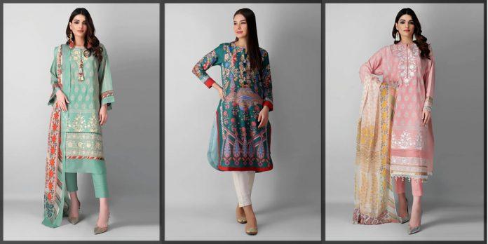 beautiful and latest khaadi eid ul adha collection