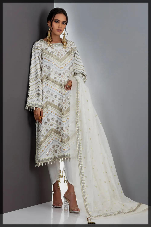 latest khaadi eid collection for women