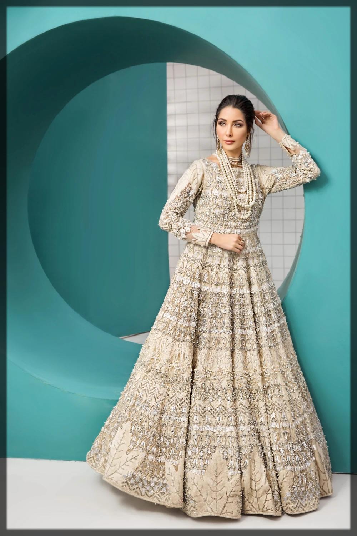 Erum Khan bridal collection