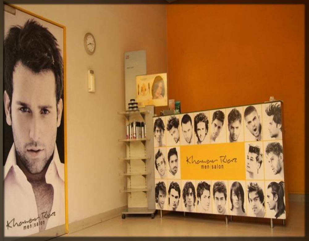 Khawar Riaz Men's Salon