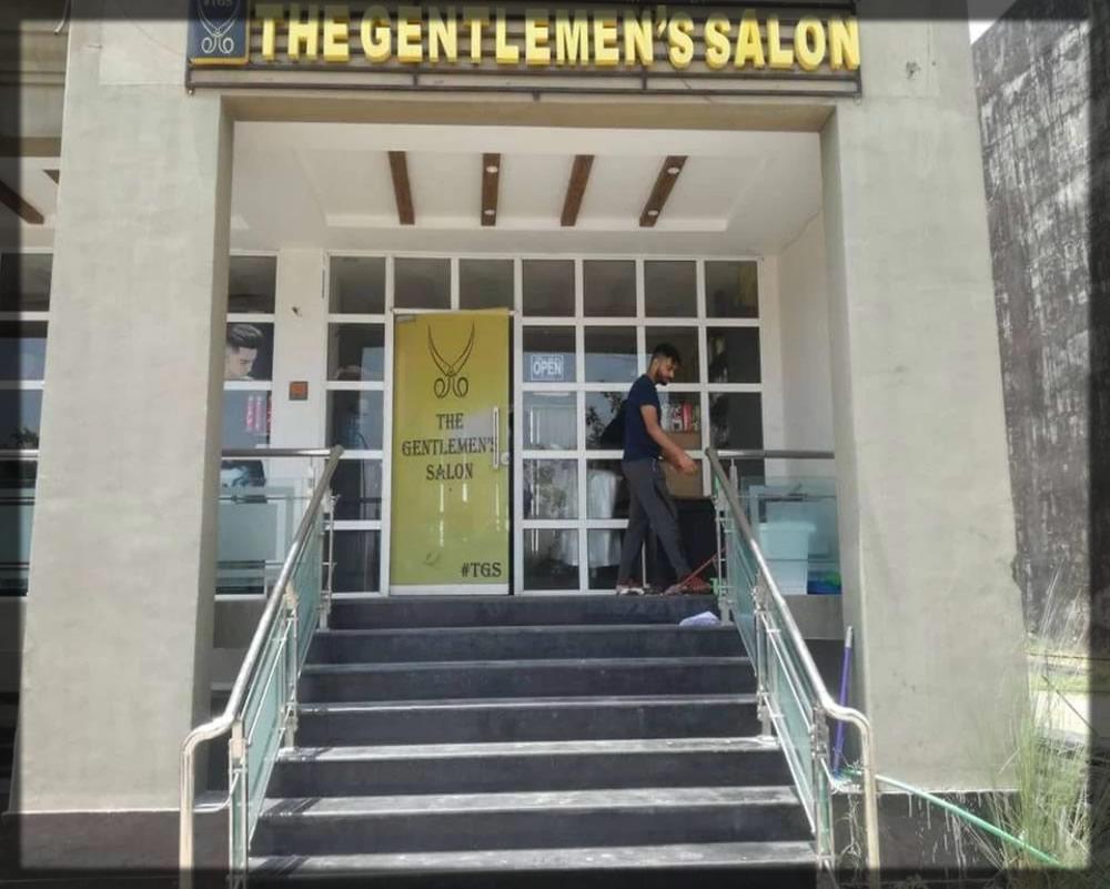 The Gentlemen's Salon
