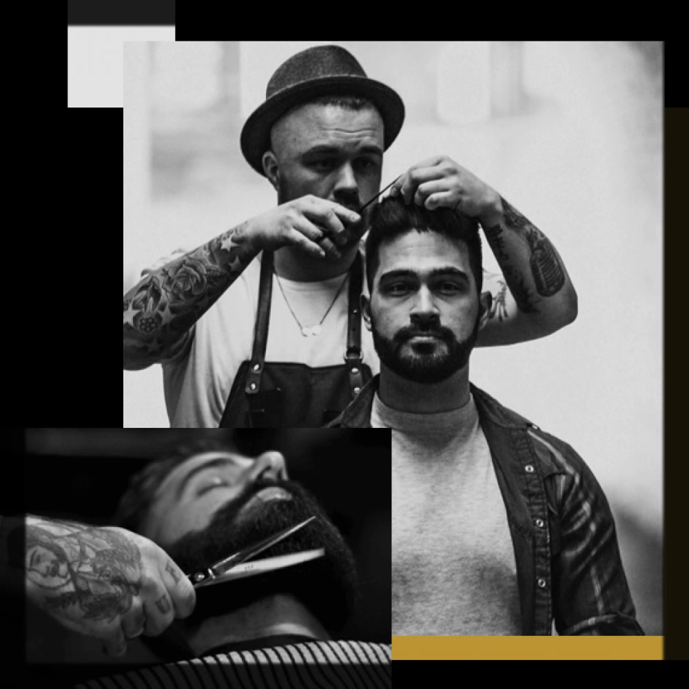 men hairdressing salons