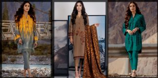 Latest Alkaram Studio Winter Collection 2021 for Women with Prices