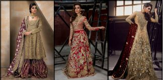 Mirusah Bridal Collection 2021 Latest Wedding Dresses for Women