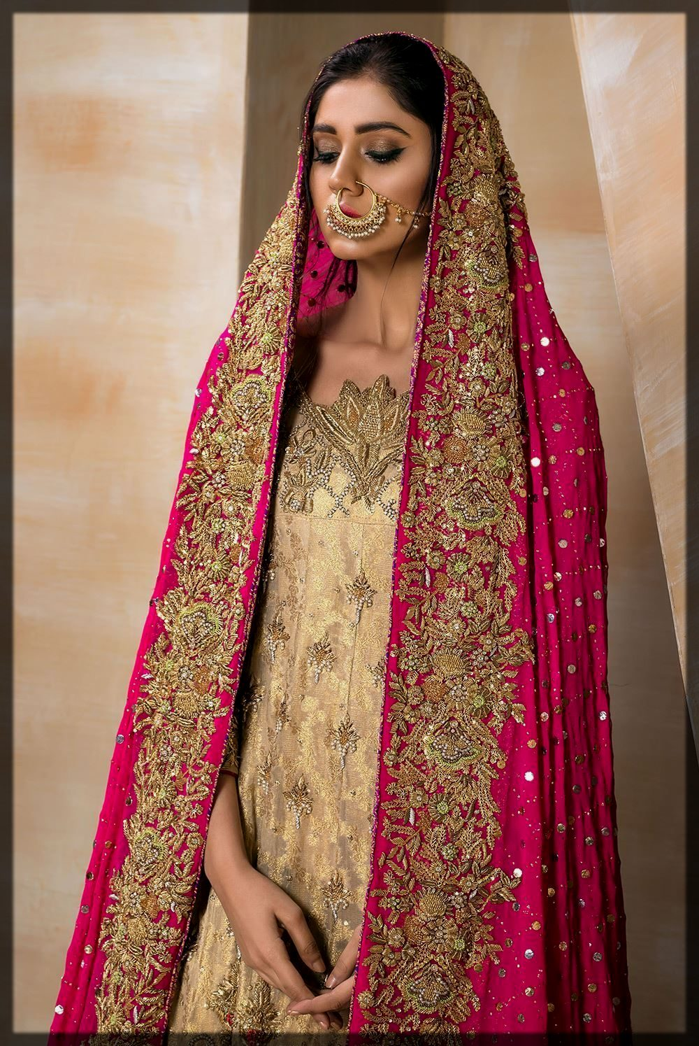 Latest Mirusah Bridal Collection for women