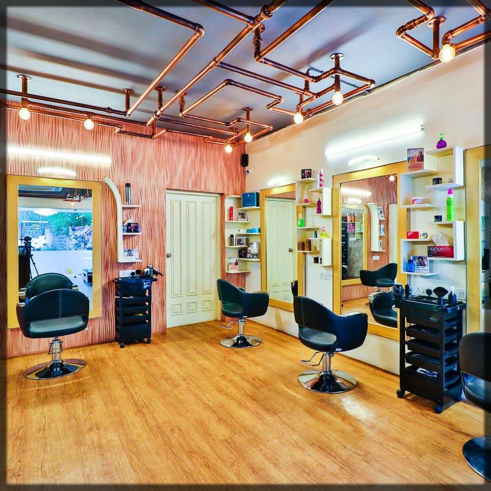 best salon for men