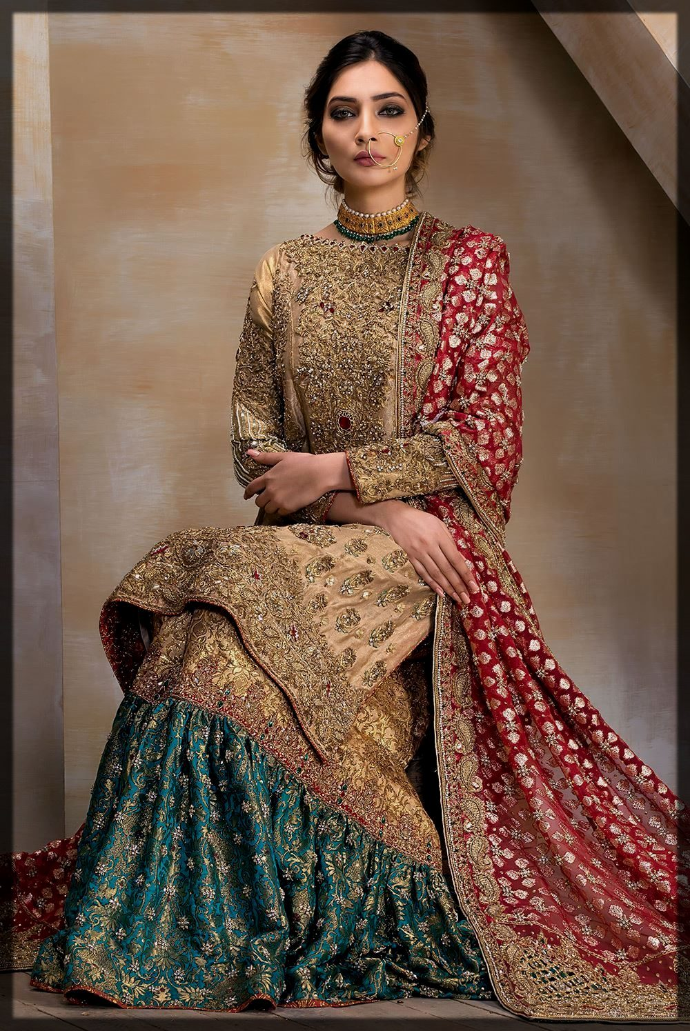 classy Mirusah Bridal Collection for women