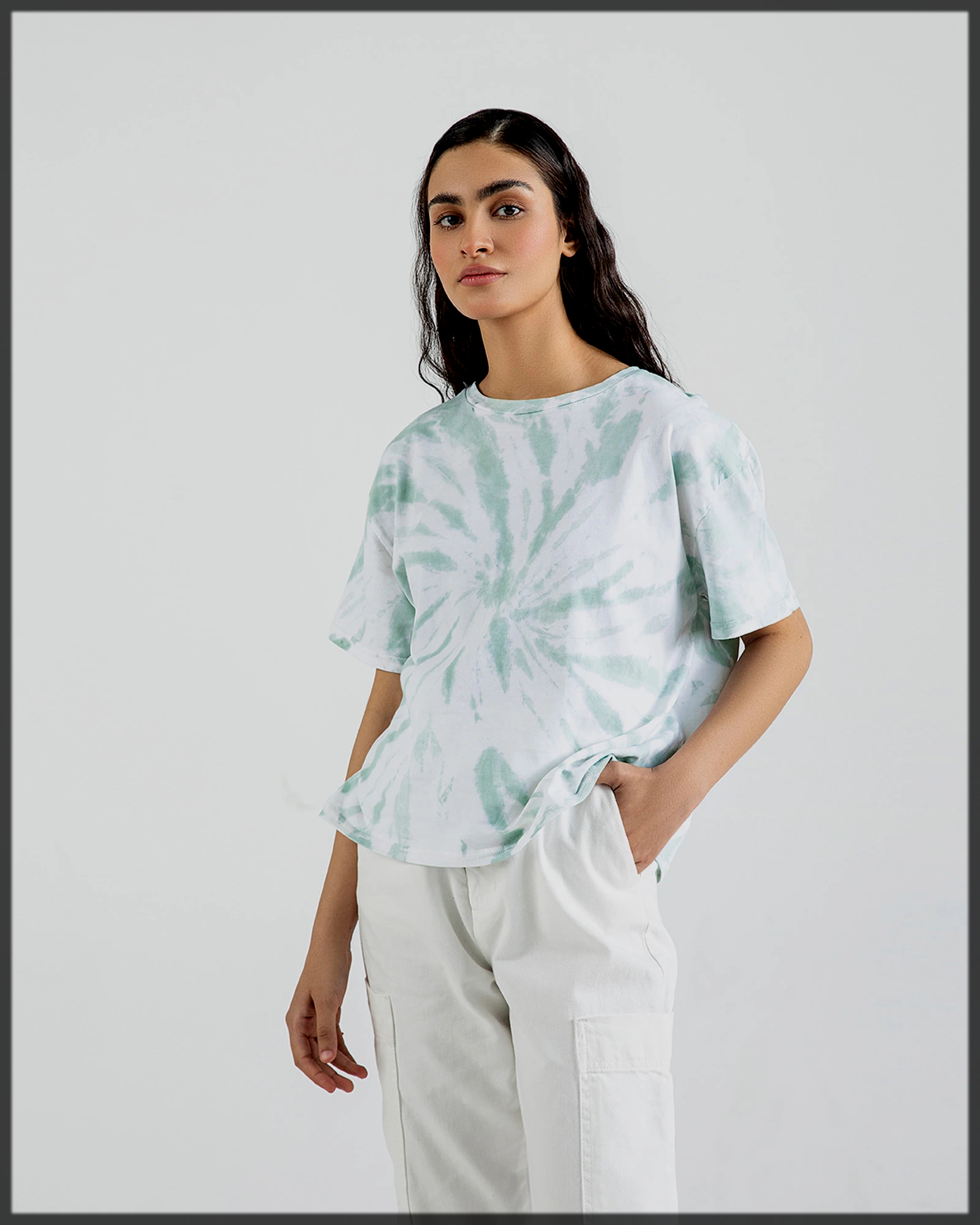Relax Tie-Dye Tee by Outfitters
