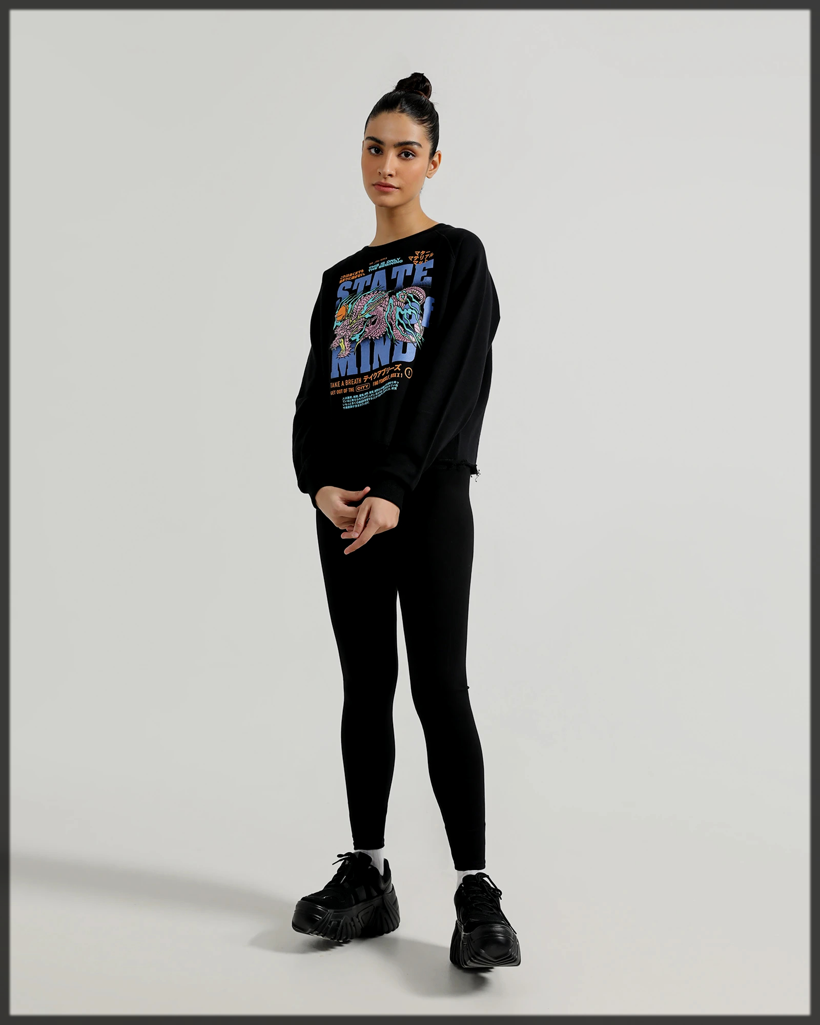 Stretchable winter Leggings