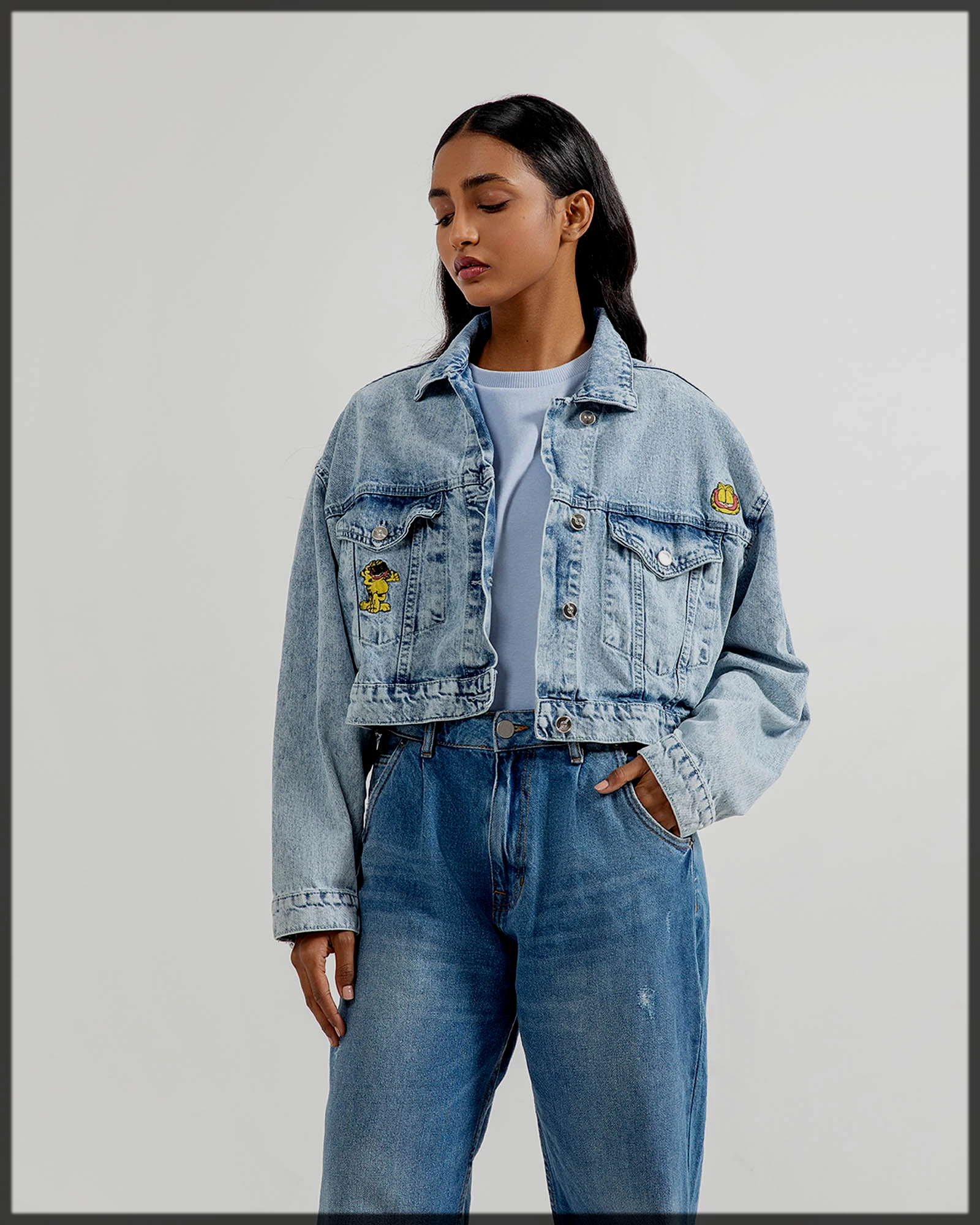 winter denim by outfitters