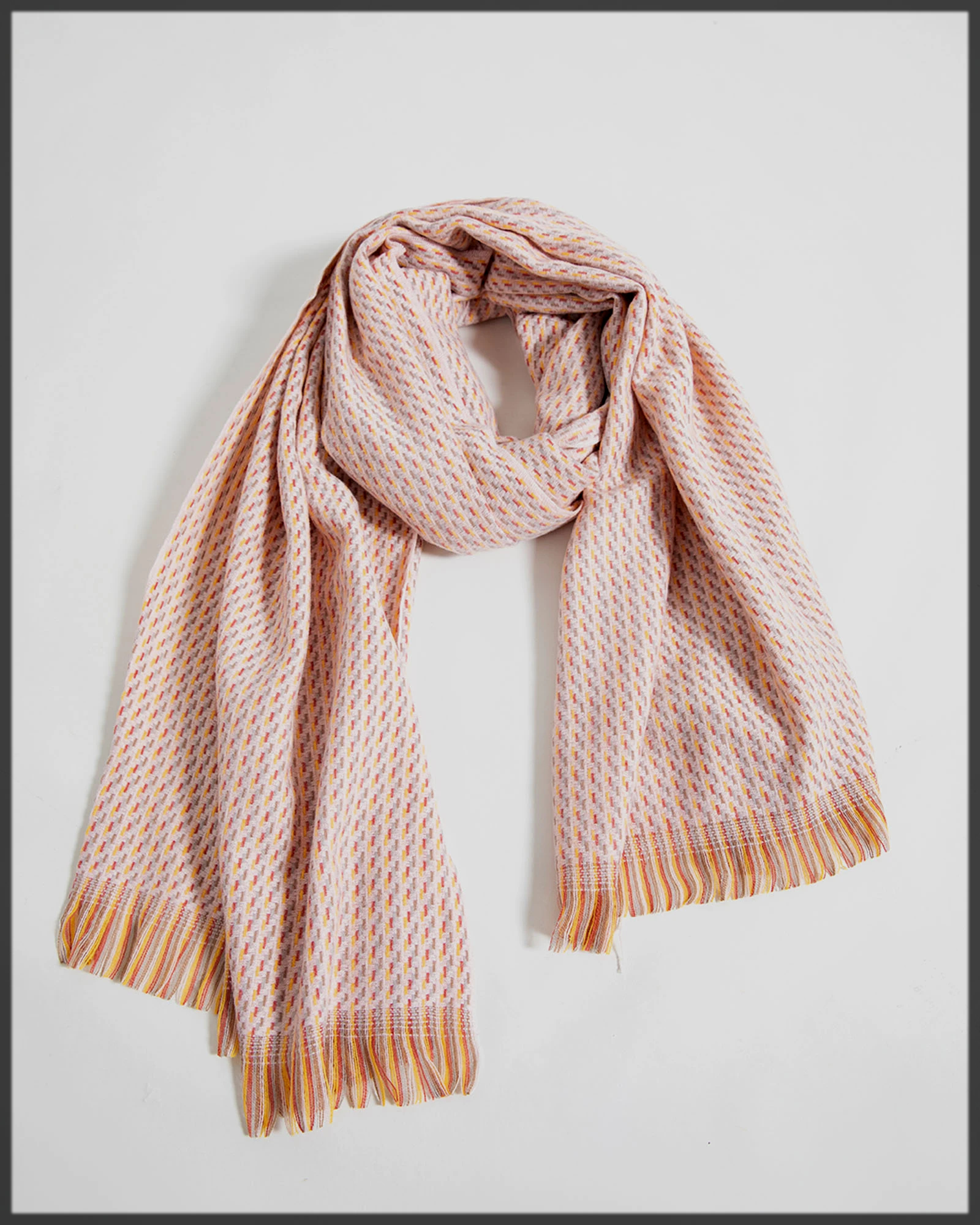 winter printed scarf by outfitters